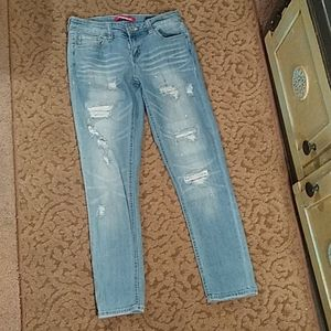 Union Baby Skinny Jeans